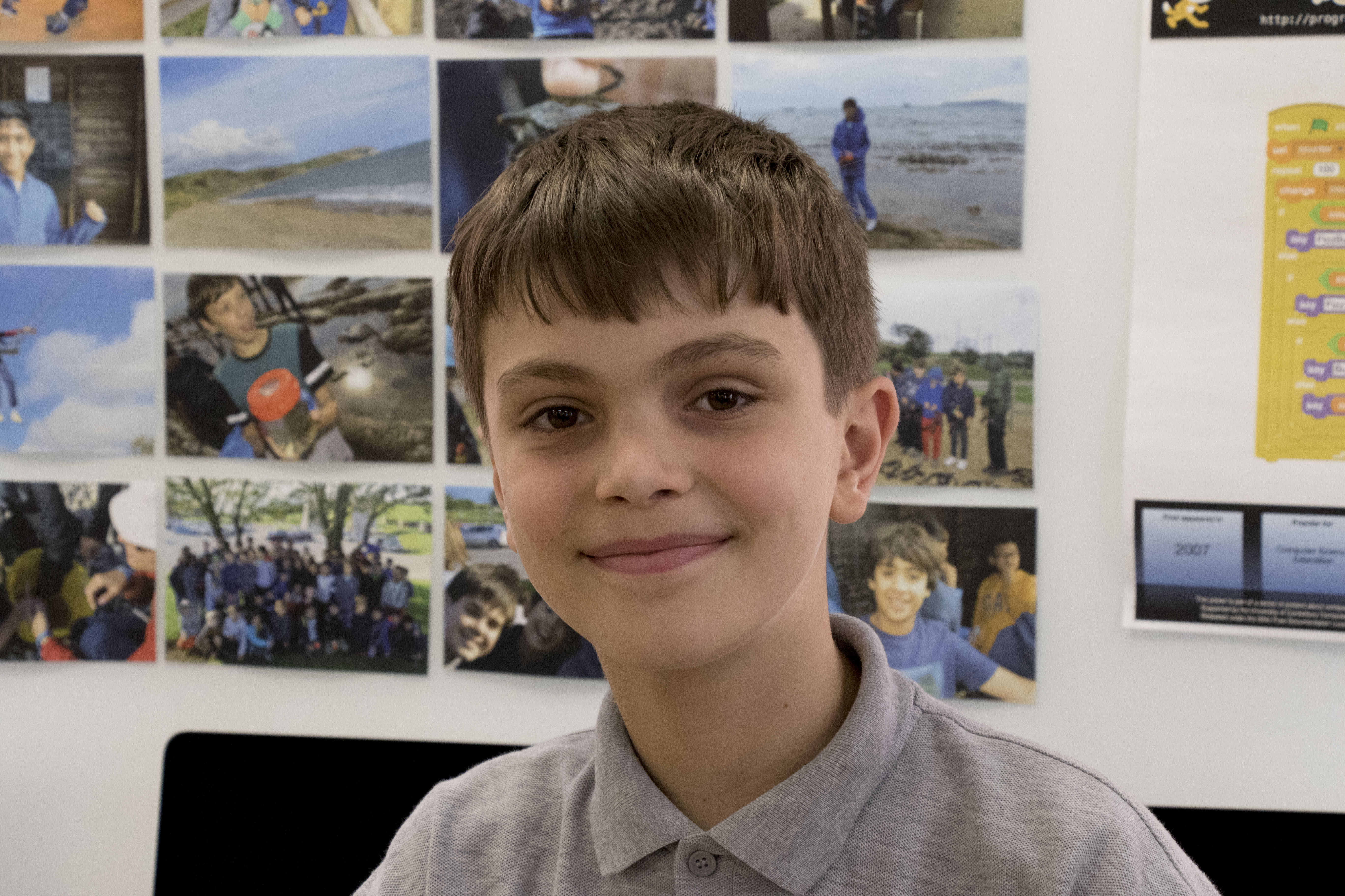 Robert, Aged 12