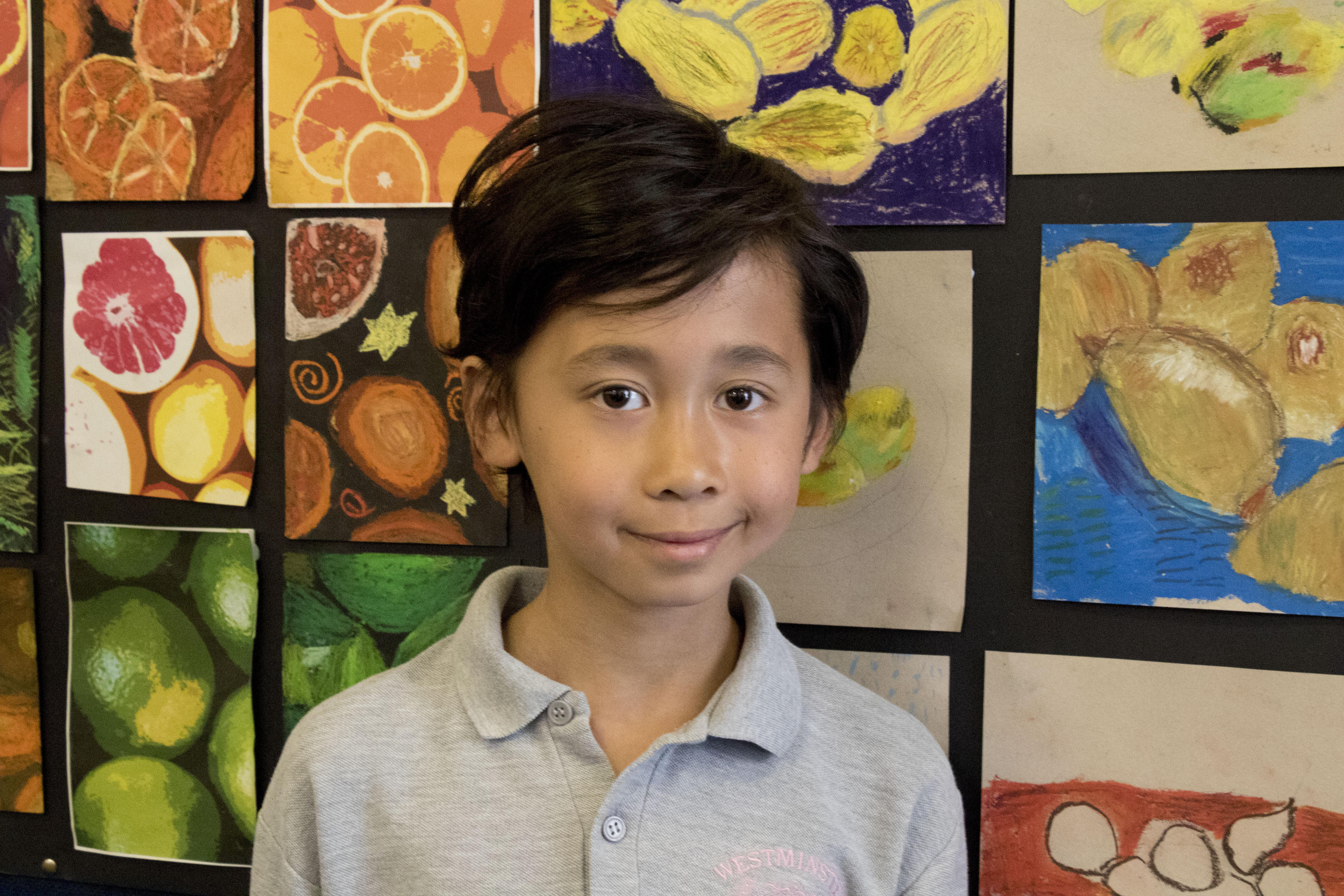 Julian, Aged 10