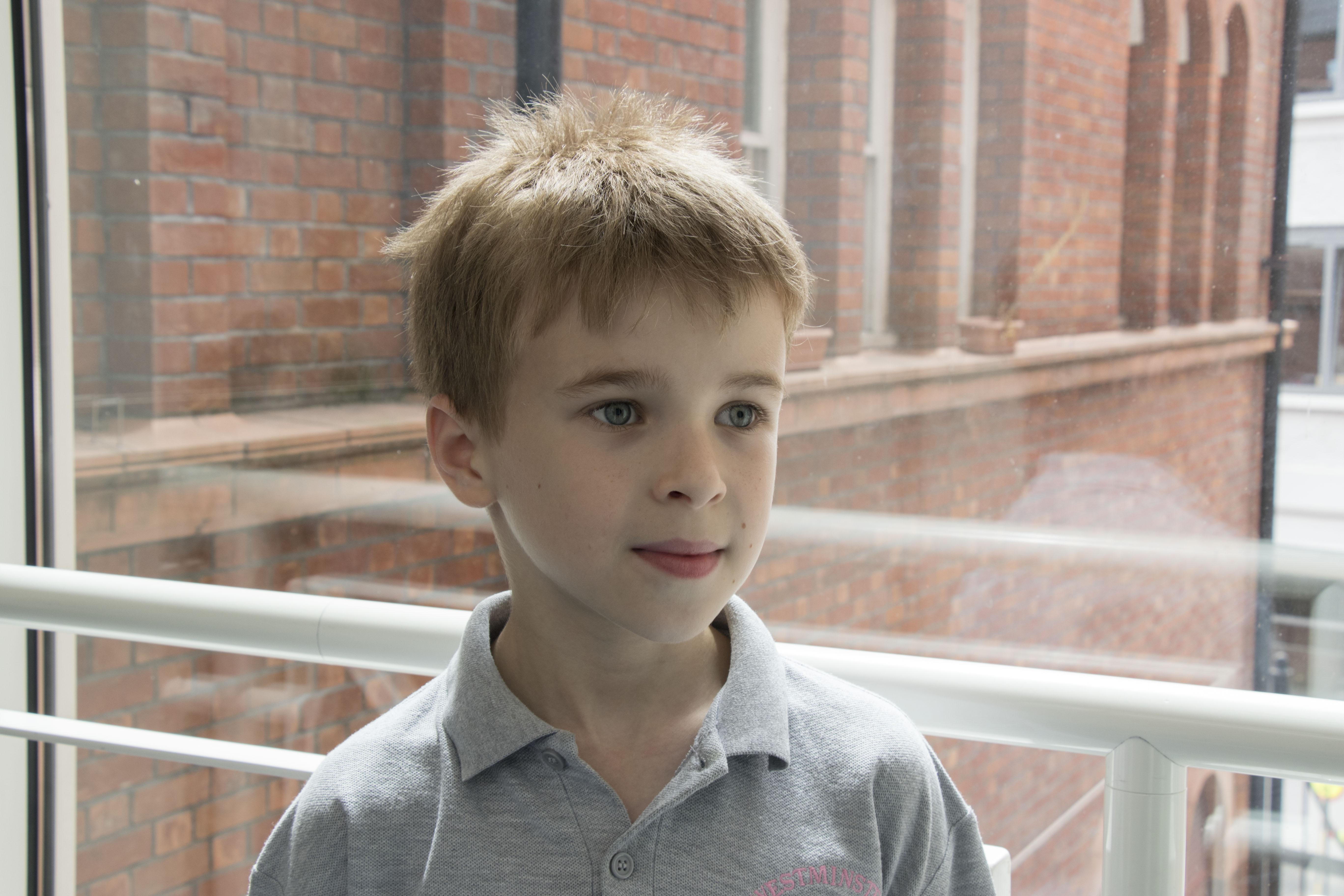Vladimir, Aged 10
